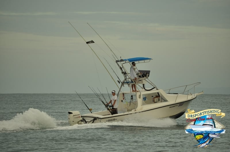 27 Mako Costa Rica Fishing