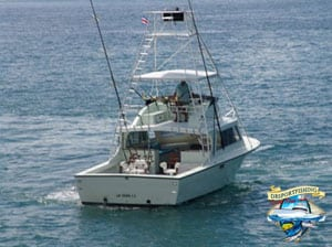 Sportfishing CharterBoat CostaRica 42'