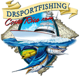 Costa Rica Fishing Logo